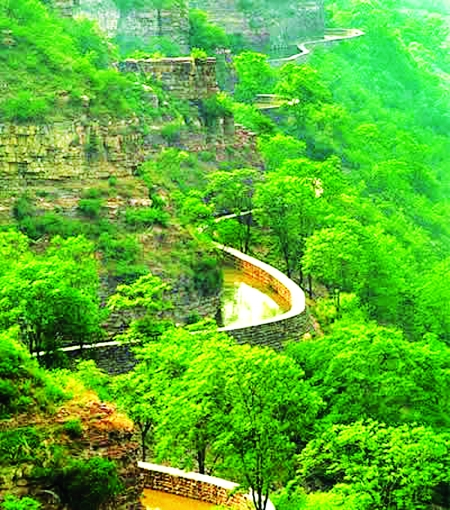 河南省红色旅游景区及特色旅游线路展示