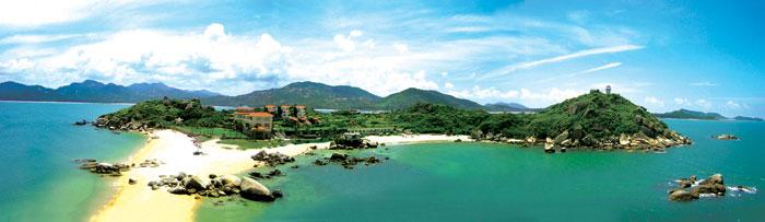 惠州:全球第22个世界水日 保护环境确保天蓝山青水绿