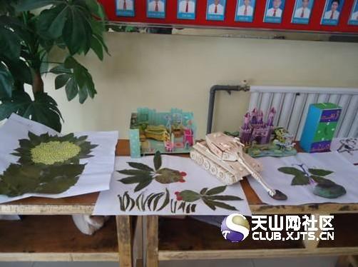 小学生手工制作品展览