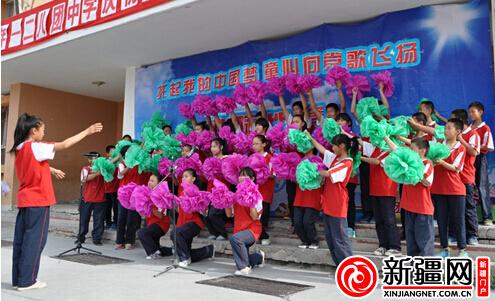 中国梦 童心向党歌飞扬